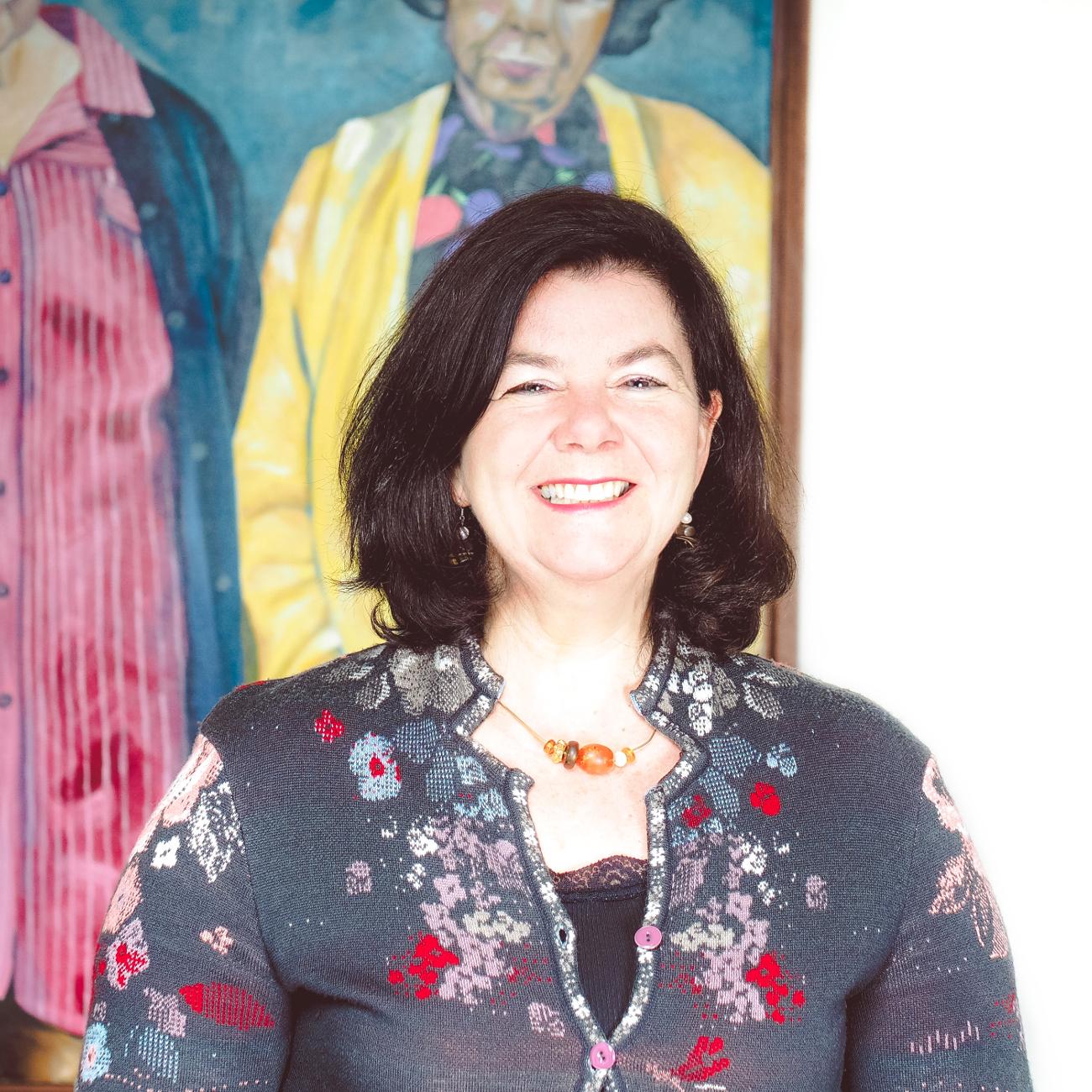 Die Referentin: Beatrix Sieben