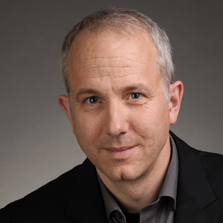 Der Referent: Prof. Dr. Tim Schönborn