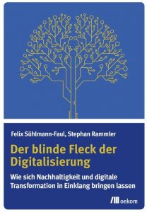 Der Blinde fleck der Digitalisierung - Cover