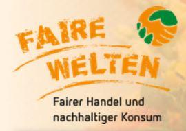 Von der Nische zum Trend – Faire Welten vom 06.bis 08.04.2019 in Mainz