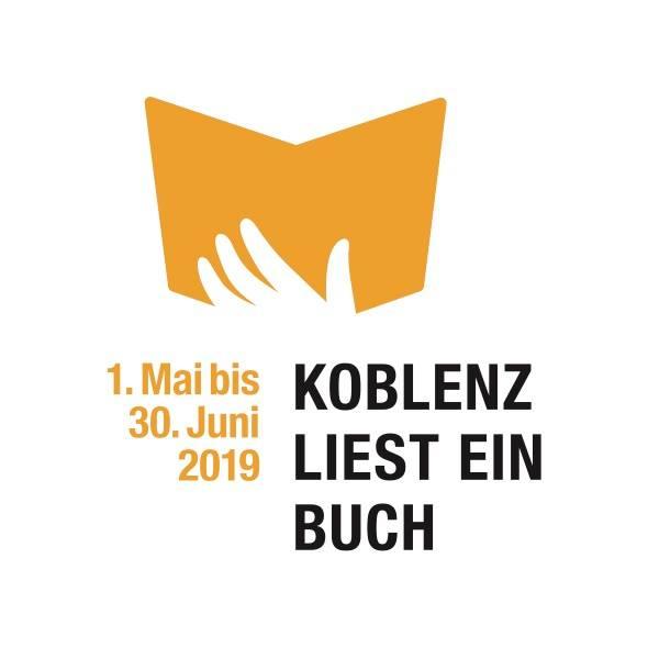 Koblenz liest ein Buch