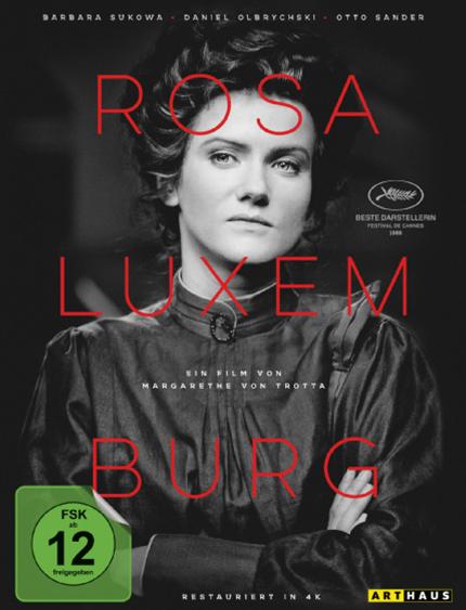 Starke Frauen braucht das Land: Rosa Luxemburg der Film am 10.05.2019