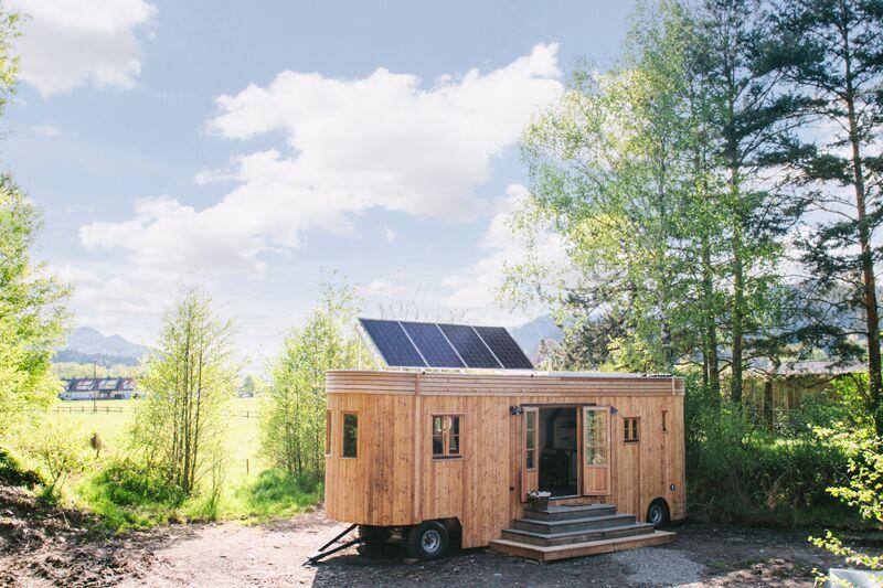 Grundstück gesucht für ein nachhaltiges, ökologisches Tiny House!