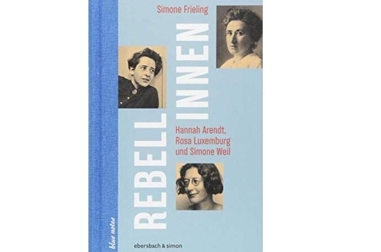 Rebellinnen vonSimone Frieling