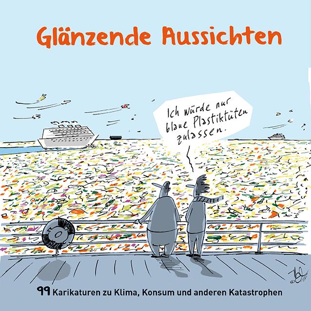 """Ausstellung """"Glänzende Aussichten"""""""