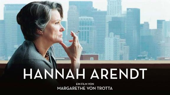 Filmabend & Diskussion: Hannah Arendt