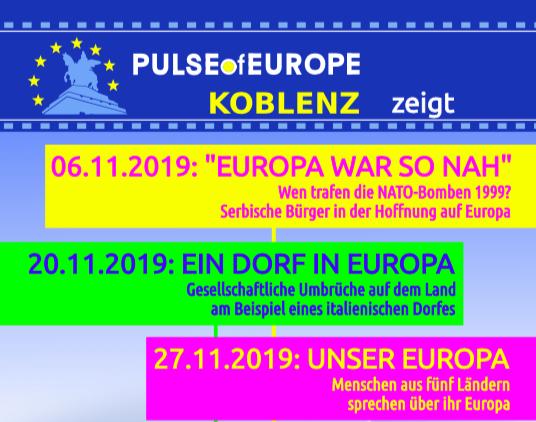 Filmreihe: Pulse of Europe – Blicke auf Europa