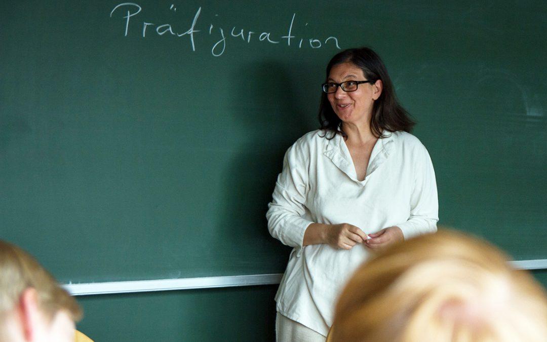 Drei Fragen an … Dr. Marion Steinicke